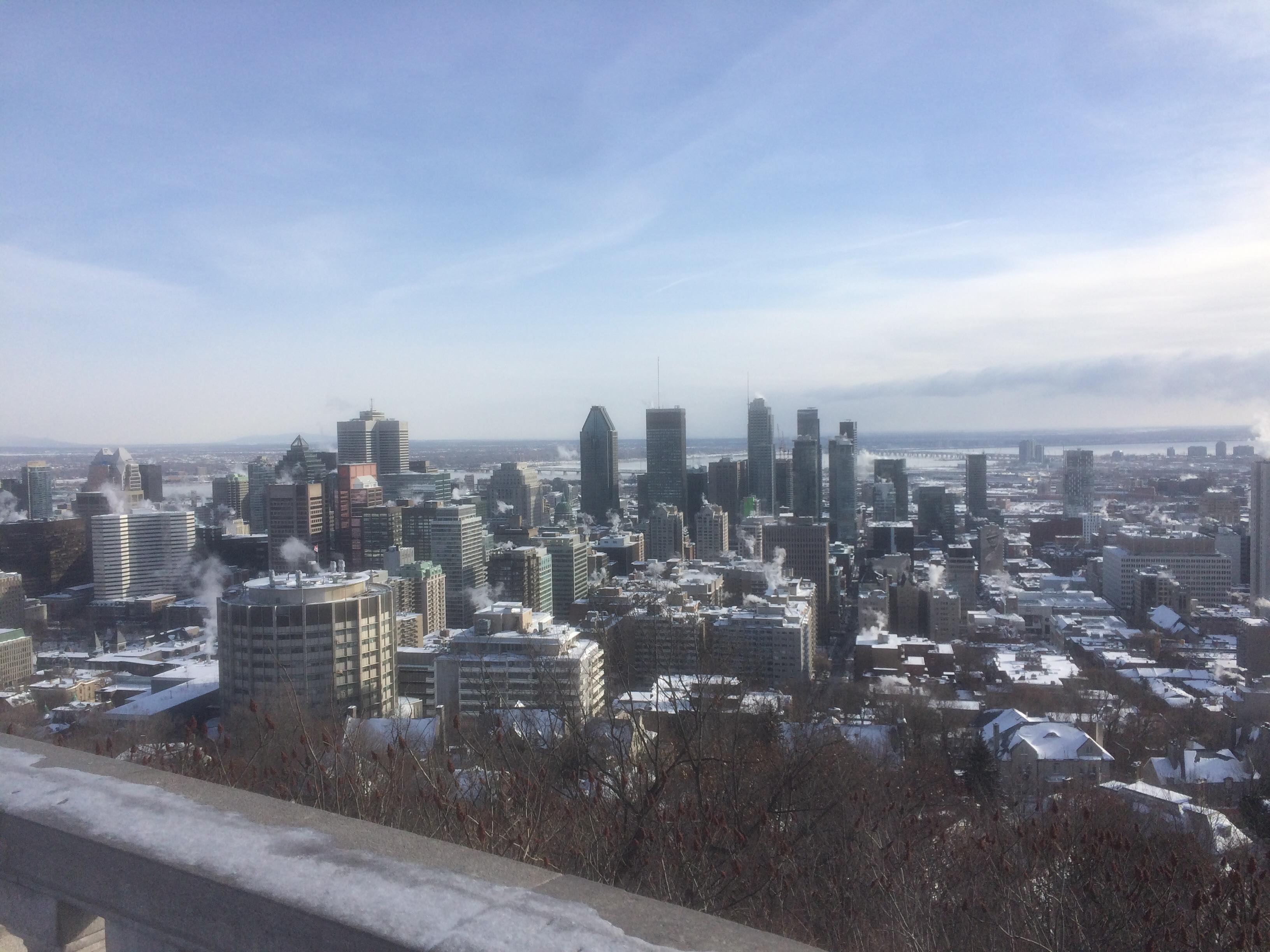 Mount Royal, Montréal